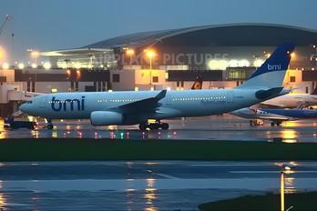 G-WWBM - BMI British Midland Airbus A330-200