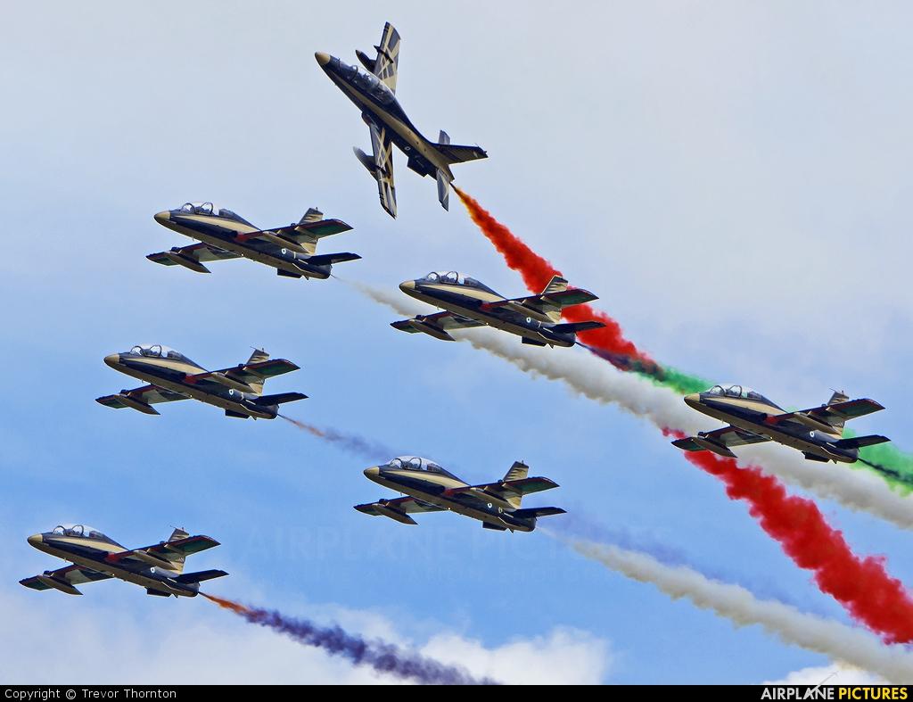 """United Arab Emirates - Air Force """"Al Fursan"""" - aircraft at Fairford"""