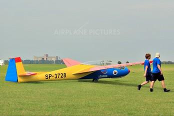 SP-3728 - Aeroklub Leszczyński PZL SZD-9 Bocian