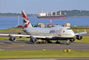 G-BNLI - British Airways Boeing 747-400 aircraft