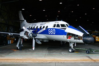 XX481 - Royal Navy Scottish Aviation Jetstream T.2