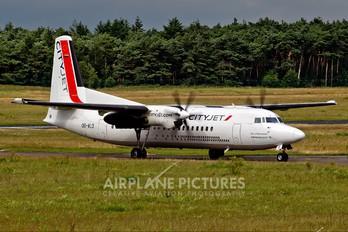 OO-VLO - CityJet Fokker 50