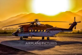 PR-CHU - BHS Táxi Aéreo Sikorsky S-92