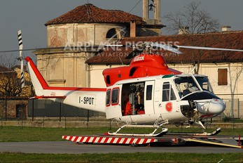 I-SPOT - Airgreen Agusta / Agusta-Bell AB 412