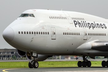 RP-C7473 - Philippines Airlines Boeing 747-400