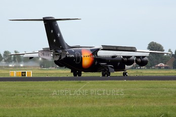 G-ZAPN - Titan Airways British Aerospace BAe 146-200/Avro RJ85-QC