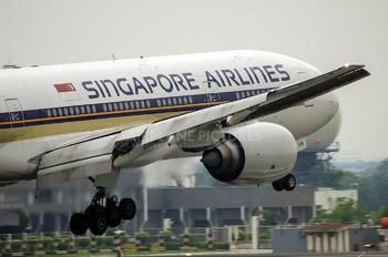 9V-SVH - Singapore Airlines Boeing 777-200ER