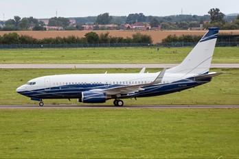 P4-NGK - Private Boeing 737-700 BBJ