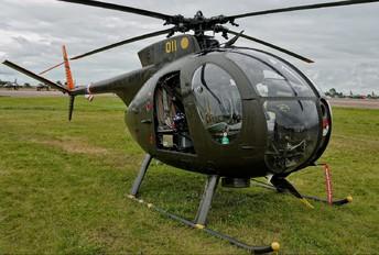 69-16011 - USA - Army Hughes OH-6 Cayuse