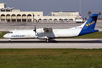 HB-AFS - Farnair Europe ATR 72 (all models)
