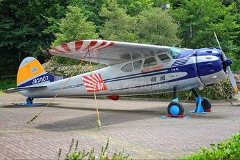 JA3007 - Private Cessna 195 (all models)