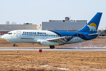 C-GSPW - Canadian North Boeing 737-200
