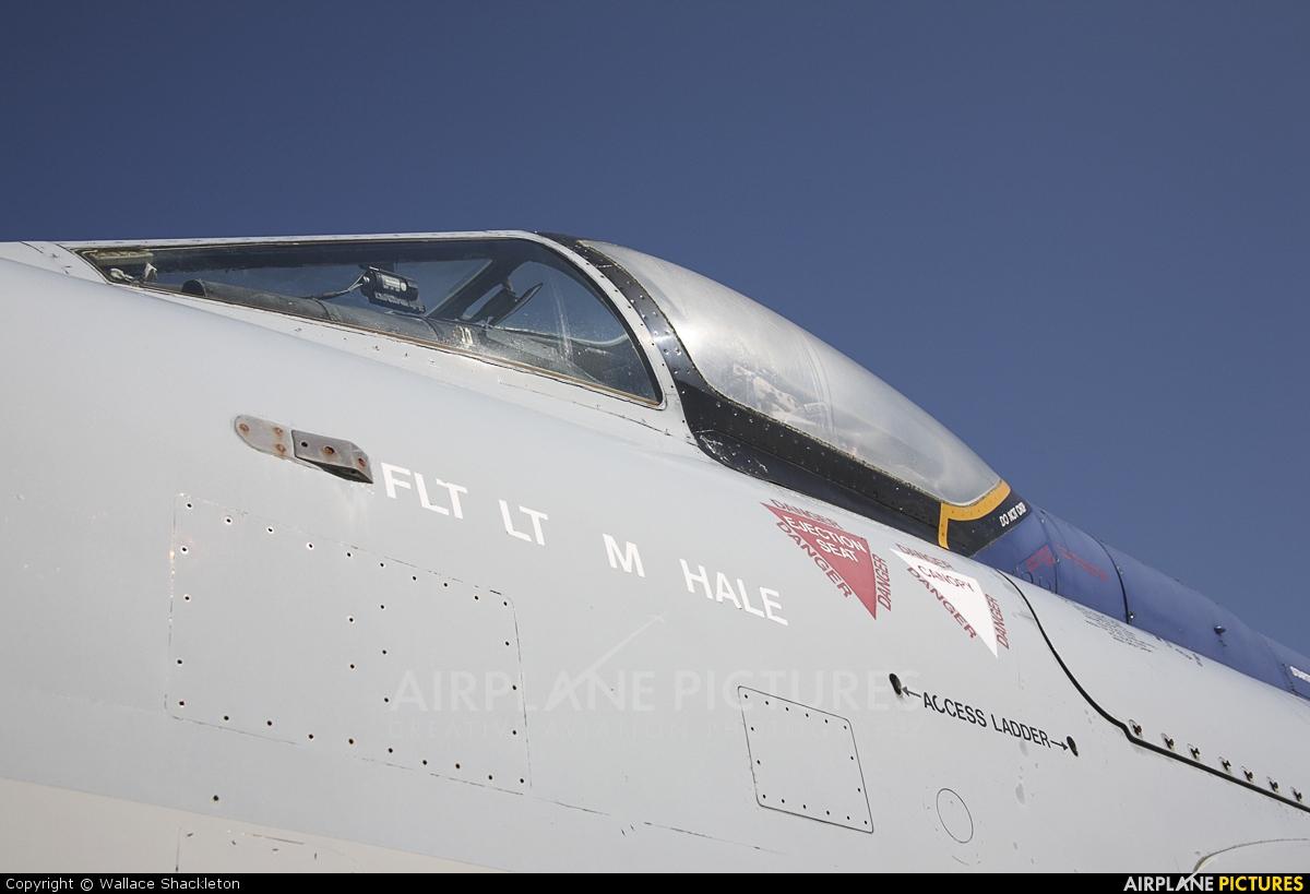 Royal Air Force XR749 aircraft at Off Airport - Scotland