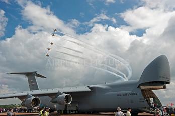 87-0033 - USA - Air Force Lockheed C-5B Galaxy