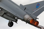 ZK333 - Royal Air Force Eurofighter Typhoon FGR.4 aircraft