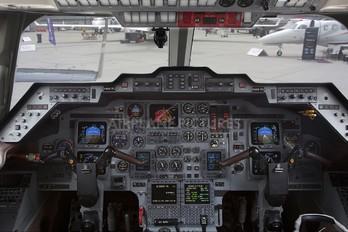 N444MG - Private Hawker Beechcraft 800XP