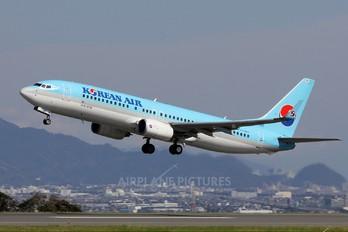 HL7786 - Korean Air Boeing 737-800