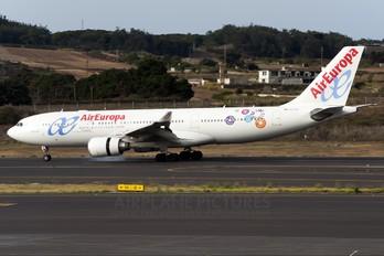 EC-KOM - Air Europa Airbus A330-200