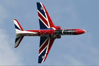 "XX278 - Royal Air Force ""Red Arrows"" British Aerospace Hawk T.1/ 1A"