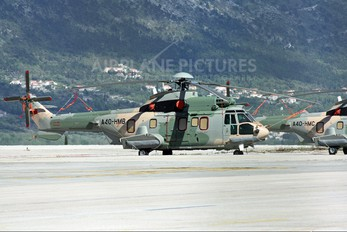 A4O-HMB - Oman - Air Force Eurocopter EC225 Super Puma