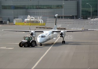 C-GGND - Air Canada Express de Havilland Canada DHC-8-400Q / Bombardier Q400
