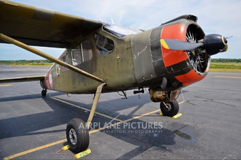 N110TX - Private Max Holste MH.1521 Broussard