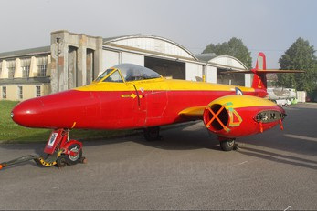 WK800 - UK - QinetiQ Gloster Meteor D.16