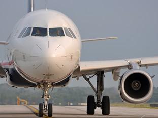 N534UW - US Airways Airbus A321