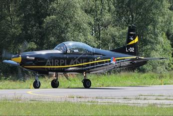 L-02 - Netherlands - Air Force Pilatus PC-7 I & II
