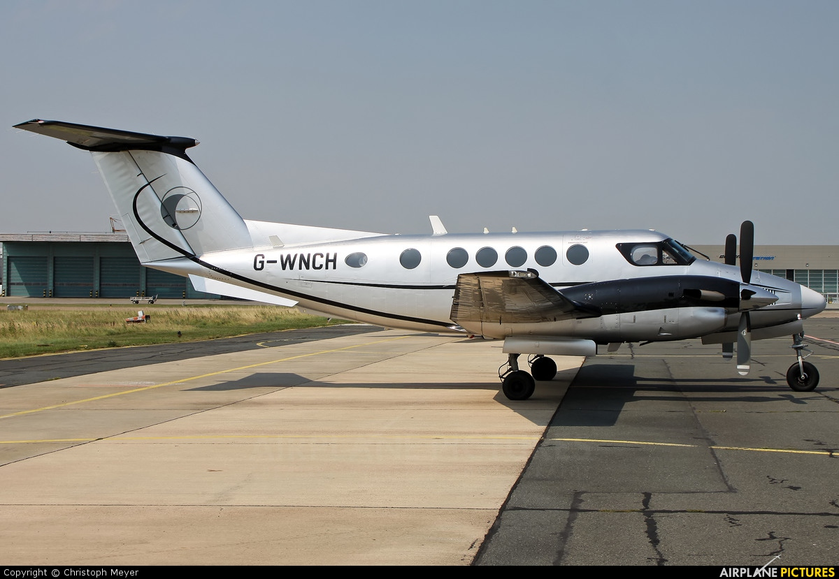 Synergy Aircraft Leasing G-WNCH aircraft at Bremen