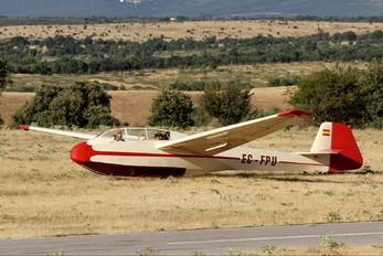 EC-FPU - Private Scheibe-Flugzeugbau Bergfalke II/55