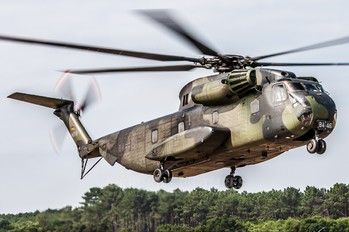 84+46 - Germany - Air Force Sikorsky CH-53G Sea Stallion