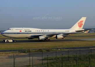 B-2467 - Air China Boeing 747-400