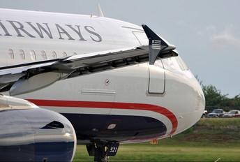 N521UW - US Airways Airbus A321