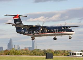 N329EN - US Airways Express de Havilland Canada DHC-8-300Q Dash 8
