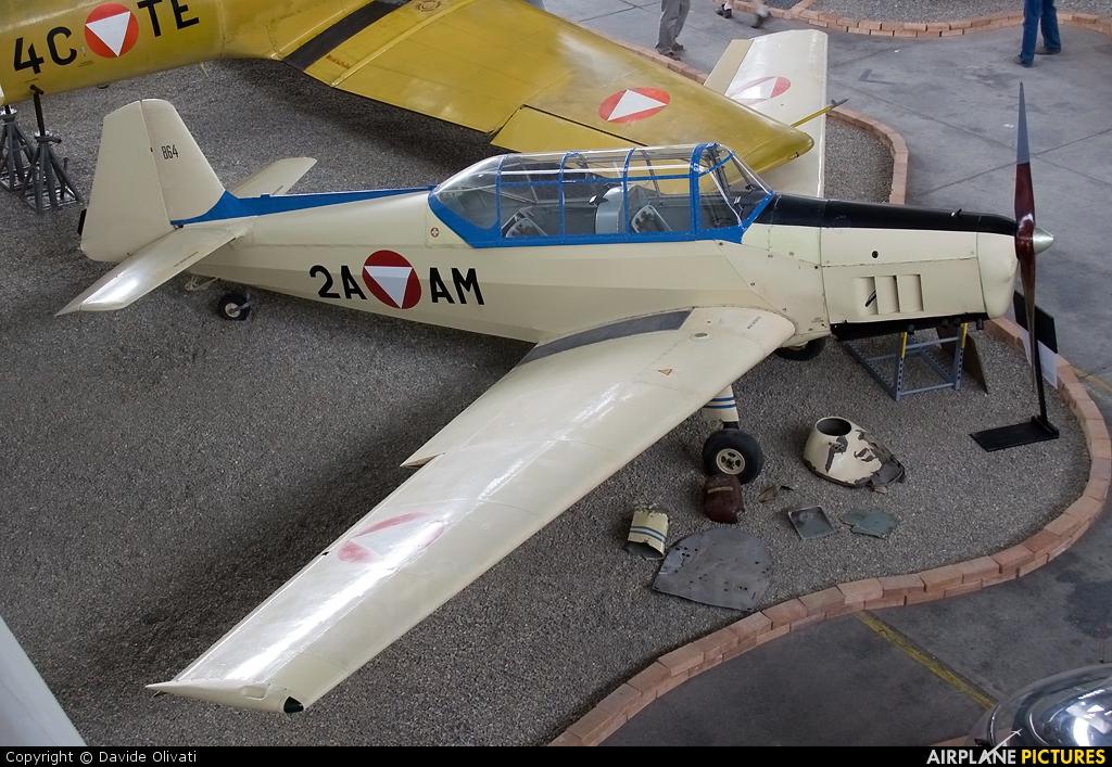 Austria - Air Force 2A-AM aircraft at Zeltweg