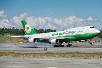 B-16406 - EVA Air Cargo Boeing 747-400BCF, SF, BDSF