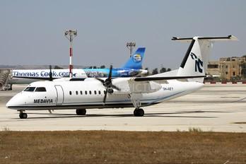 9H-AEY - Medavia de Havilland Canada DHC-8-300Q Dash 8