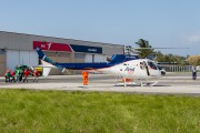 PT-HYQ - Aeromil Aerospatiale AS350 Ecureuil / Squirrel aircraft