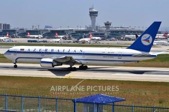 4K-AZ81 - Azerbaijan Airlines Boeing 767-300ER