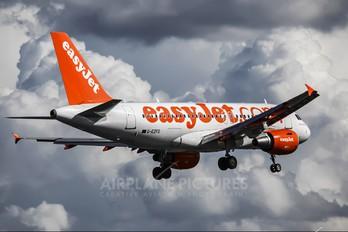 G-EZFO - easyJet Airbus A319