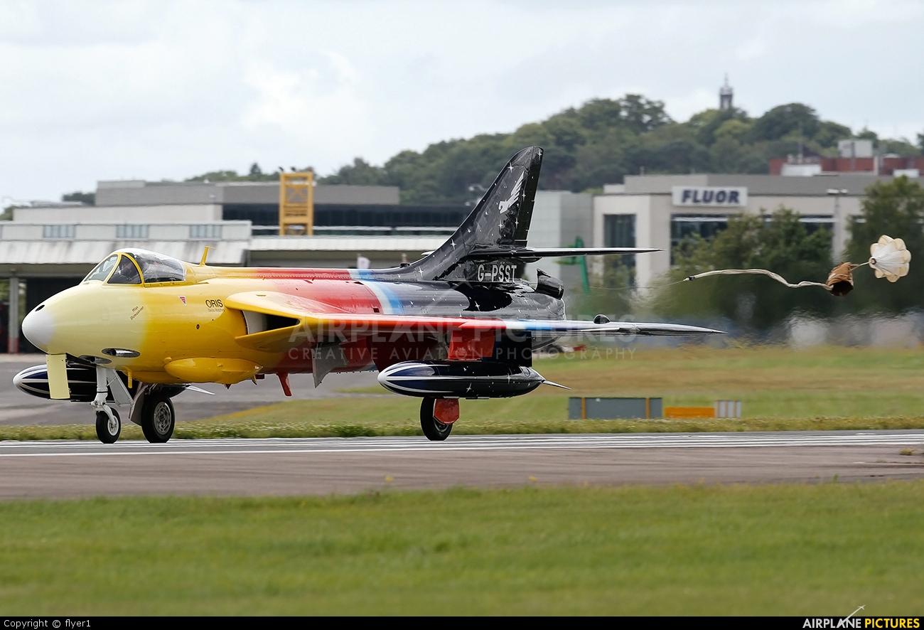 Heritage Aviation Developments G-PSST aircraft at Farnborough