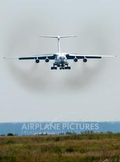 RA-78762 - Russia - Air Force Ilyushin Il-76 (all models)
