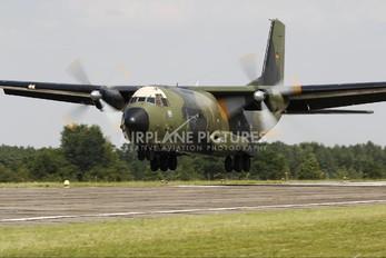 50+54 - Germany - Air Force Transall C-160D