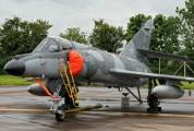 61 - France - Navy Dassault Super Etendard aircraft