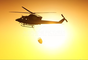 I-VFOV - Italy - Vigili del Fuoco Agusta / Agusta-Bell AB 412