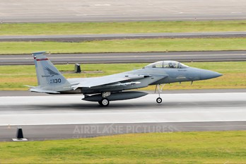 85-0130 - USA - Air National Guard McDonnell Douglas F-15D Eagle