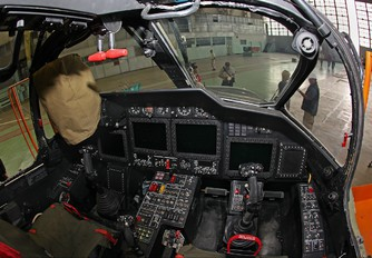 - - Russia - Air Force Kamov Ka-52 Alligator