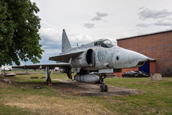 37957 - Sweden - Air Force SAAB AJSF 37 Viggen