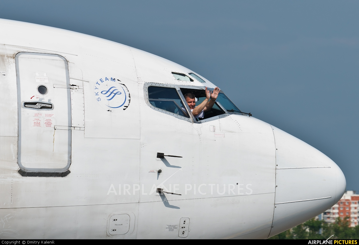 Armavia EK73772 aircraft at Moscow - Vnukovo
